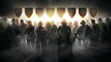 30x20 36x24 Silk Poster Tom Clancy's Rainbow Six Siege Hot Game 01 T-446