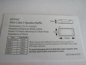Soundtraxx Mini Sugar Cube 3  Speaker 810162 Bob The Train Guy
