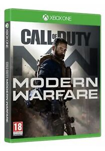 Call of Duty: Modern Warfare (Microsoft Xbox One ) sous blister