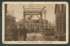 Borculo  Na de cycloon op 10 augustus 1925 (beschadigd)