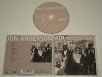 JON ANDERSON/THE MORE YOU KNOW(EAGCD018) CD ALBUM