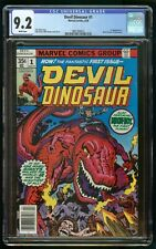 DEVIL DINOSAUR (1978) #1 CGC 9.2 1st APPEARANCE OF MOON-BOY & DEVIL DINOSAUR