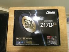 Asus ATX Z170-P Motherboard