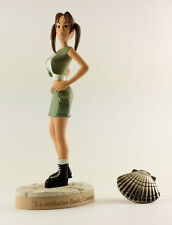 Figurine / Statue TOMB RAIDER LARA CROFT LEGEND LA REVELATION FINALE CAMBODGE