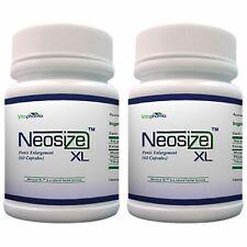 NeoSize XL Pills 2 Month Supply Natural Dietary Supplement Original NeoSizeXL