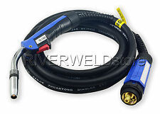 CO2 MB24 KD MIG/MAG welding torch 250AMP 5Meter