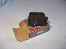 INTERRUTTORE LUCI ESTERNE MARRONE FIAT 127 DIESEL FIAT 147 LIGHT SWITCH