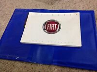 FIAT DOBLO OWNERS MANUAL - OWNERS GUIDE - HANDBOOK. 2013-2016 & Wallet