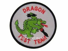 USAF Air Force Black Ops Area 51 Petes Dragon II Test Team Stealth Fighter Patch