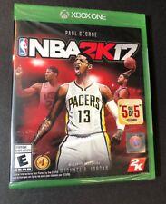 NBA 2K17 (XBOX ONE) NEW