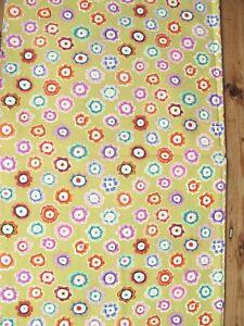 "Rowan Patchwork Fabric: Kaffe Fassett : 'Auricula',  GP52   1/2 yd x 43"""
