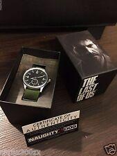 The Last of Us Joel's Wrist Watch Silver Metal #94/1000 LOW NUM COA Meister MSTR
