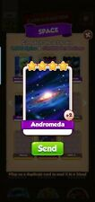 Andromeda - Coin Master - Immediate Delivery via game