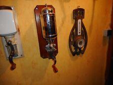 MOULIN A CAFE  ANCIEN MURAL  FRANCE 1900