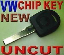 NEW CHIP KEY FOR VW Volkswagen GOLF BEETLE PASSAT JETTA IMMOBILIZER TRANSPONDER