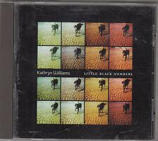 KATHRYN WILLIAMS - little black numbers CD
