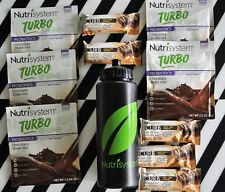 Nutrisystem Nutri Curb Probiotics-Turbo Shakes with Probiotics-free water bottle