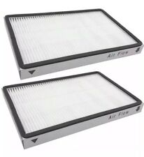 2 Pack for Kenmore EF-1 HEPA Vacuum Filter (compares to 86889)