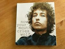 Bob Dylan 2 Cds Now Your Mouth Cries Wolf Reference Recording 39 Tracks 1965-6