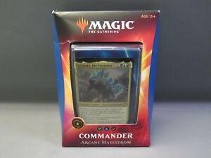 Magic the Gathering MTG Commander Arcane Maelstrom Deck NIB