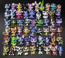 Random LOT 18 lps Littlest Pet Shop Dachshund Puppy DANE Husky DOG fish cat deer