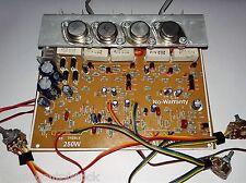 HiFi 250 W RMS Stereo Audio Amplifier Kit Board,Transister Board Power Amplifier