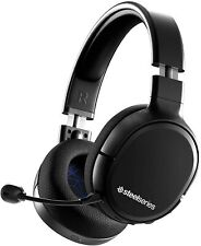SteelSeries Arctis 1 Usb-C Wireless Gaming Headset para PS5-PS4-PC - Switch – Negro