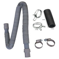 2.5 M Blue Cold Water Fill Inlet Pantalon pipe Extension for BOSCH Dishwasher