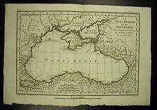 Le Palus-Méotide et le Pont-Euxin Greece Carte c 1790 f J D Barbié du Bocage map