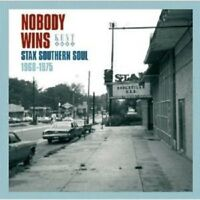 NOBODY WINS-STAX SOUTHERN SOUL 1968-1975 CD NEUWARE