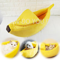 Cat Dog Pet Bed Warm House Mat Durable Kennel Doggy Soft Puppy Cushion Basket