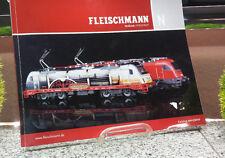 Fleischmann Katalog 2011/2012 Spur N Eisenbahn Buch