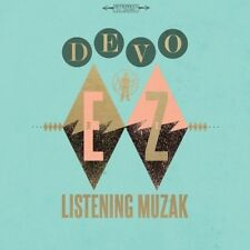 DEVO - EZ LISTENING MUZAK (2LP+MP3/LAVA LAMP/BOXSET) 2 VINYL LP + MP3 NEU