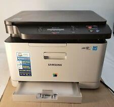 Samsung Xpress C460W Color Laser Printer Copier Scanner Wireless Wifi NFC