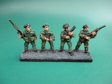 SGTS MESS CB11 1/72 Diecast Cold War British Infantry-SLR and Riot Guns-4 Figs.