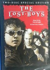 The LOST BOYS (1987) Two-Disc Special Edition All New Digital Transfer SEALED