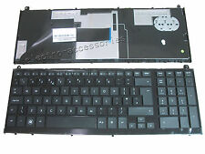 NEW HP PROBOOK Notebook 4520S 4525S Series UK KEYBOARD with frame