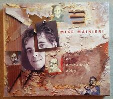 Mike Mainieri  An American Diary Played Once &  Includes Slipcase and Booklet