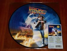 BACK TO THE FUTURE OST LP PICTURE DISC *LIMITED PRESS ANNIVERSARY VINYL 2015 New