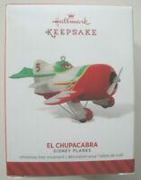 HALLMARK KEEPSAKE CHRISTMAS ORNAMENT - El Chupacabra - 2014 - Planes