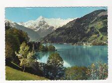 Zell Am See Gegen Das Kitzsteinhorn Austria 1970 Postcard 481a