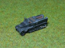 Panzer Depot 1/144 WWII German Sdkfz11 gray (8377)