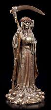 Santa Muerte Figur - Grim Reaper mit Sense - Veronese