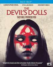 THE DEVIL'S DOLLS - Christopher Wiehl/Kym Jackson [Horror/Thrillers] Blu-ray