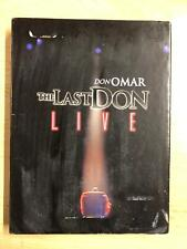 The Last Don Live (DVD, Don Omar) - F0127