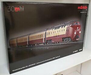 MARKLIN NEW #39706 Digital TEE RAM Swiss SBB Edelweiss Passenger Train Set