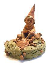 "Vintage 1983 Tom Clark Gnome Resin Figurine ""Freddy� Edition 83 Retired"
