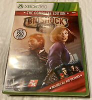 BioShock Infinite Complete Edition XBOX ONE XBOX 360 Factory Sealed