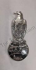 Case Eagle Globe Chrome Front Hood Emblem Medallion Badge Ornament A11492 A24526