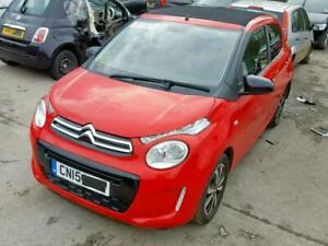 Citroen c1  airscape 2015   ( electric slide back sunroof ) 2,800 miles only